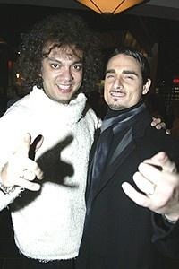 Kevin Richardson Chicago Party - Philip Kirkorov - Kevin Richardson