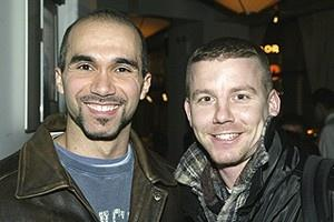 Kevin Richardson Chicago Party - Shawn Emamjomeh - Gary Kilmer