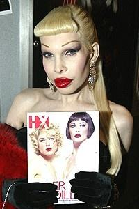 Chicago Sing-A-Long - Amanda Lepore