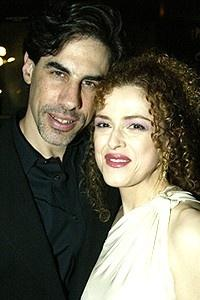 Bernadette Peters and michael wittenberg