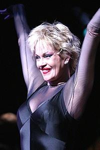 Melanie Griffith Chicago Opening - Curtain Call - Melanie Griffith