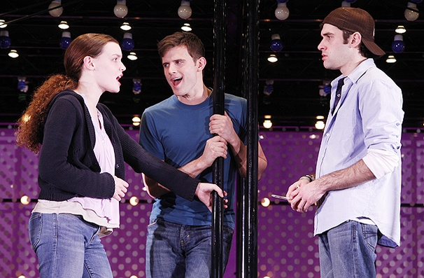 Show Photos - Next to Normal - Jennifer Damiano - Kyle Dean Massey - Adam Chanler-Berat