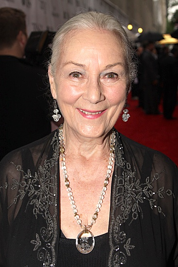 2010 Tony Awards Red Carpet  Rosemary Harris