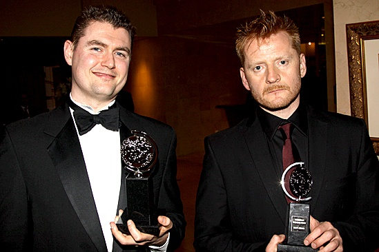 2010 Tony Winners Circle – Adam Cork – Christopher Oram