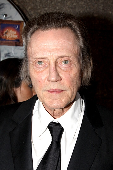 2010 Tony Awards Red Carpet – Christopher Walken