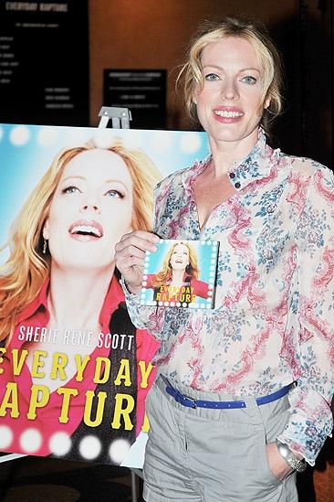 Everyday Rapture CD signing – Sherie Rene Scott