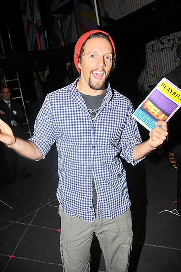 Jason Mraz at Fela – Jason Mraz