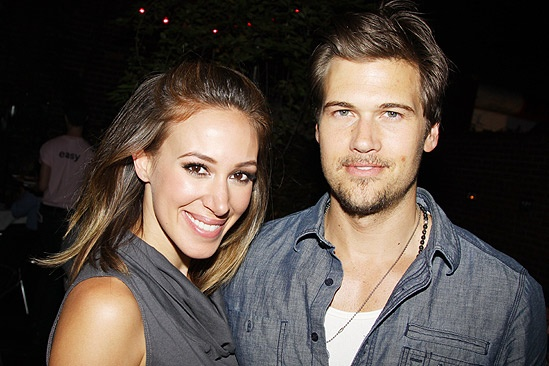 Love Loss July cast - Haylie Duff – Nick Zano