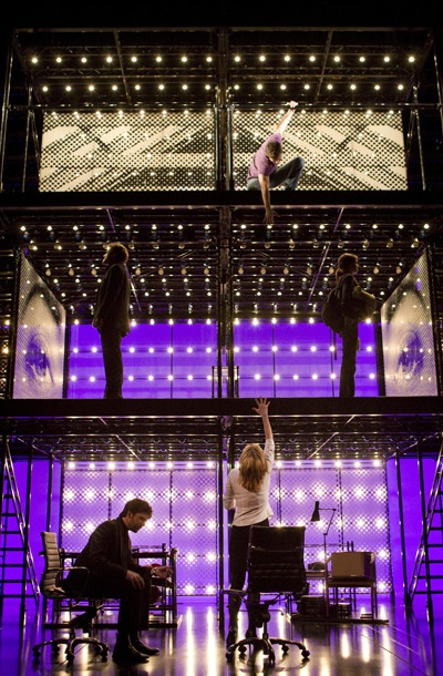 Show Photos - Next to Normal - cast