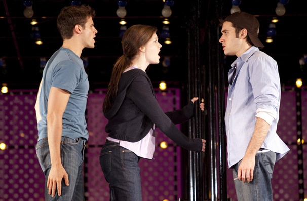 Show Photos - Next to Normal - Meghann Fahy - Adam Chanler-Berat