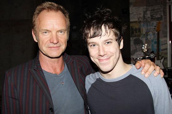 Sting Idiot – Sting – John Gallagher Jr.