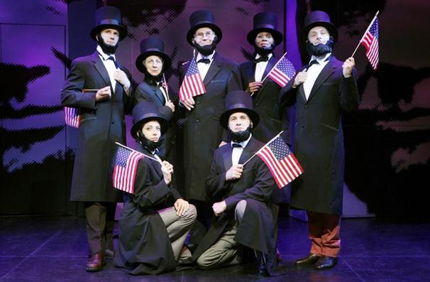 Show Photos - Abraham Lincoln's Big Gay Dance Party - Ben Roberts - Lisa Birbaum - Pippa Pearthree - Robert Hogan - Ted Koch - Stephanie Pope Caffey - Arnie Burton