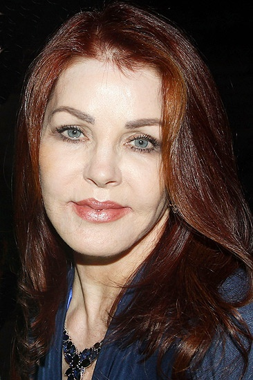 Priscilla Presley at Billy Elliot – Priscilla Presley Head Shot