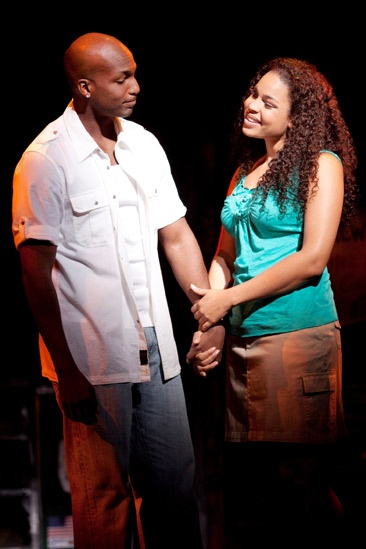 Show Photos - In the Heights - Clifton Oliver - Jordin Sparks