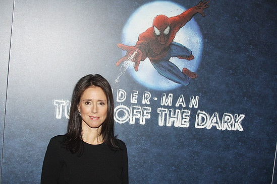 Spider-man GMA  Julie Taymor  1