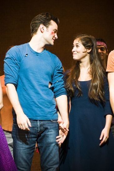 Sarah Amengual in West Side Story  - Sarah Amengual -Matthew Hydzik
