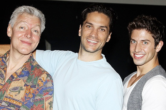 Tony Sheldon – Will Swenson – Nick Adams