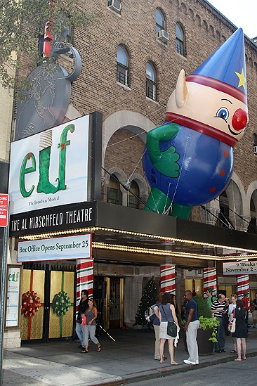 Elf box office  Theater