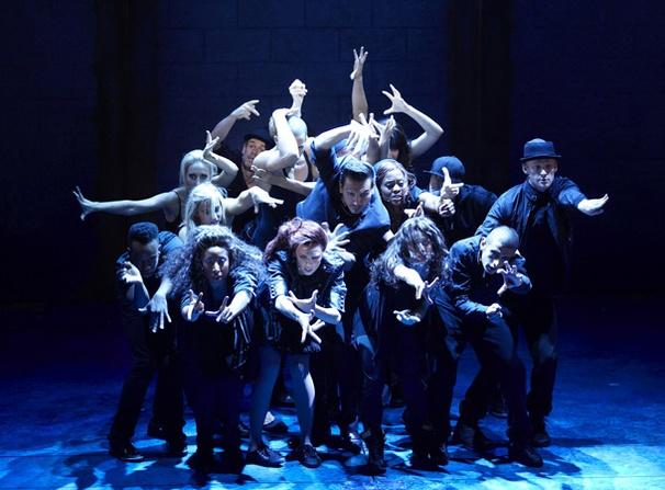 Flashdance cast