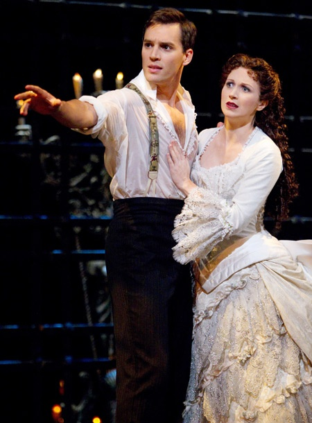 Show Photos - The Phantom of the Opera -