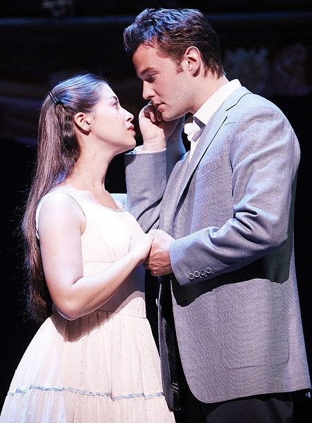 West Side Story - Show Photos - Sarah Amengual - Matthew Hydzik 