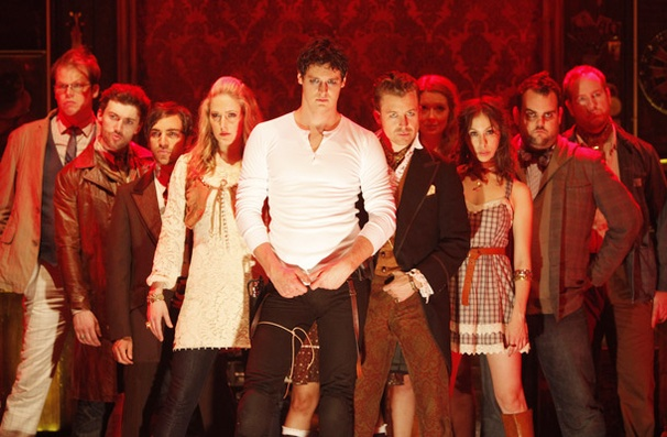 Show Photos - Bloody Bloody Andrew Jackson - cast