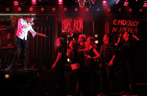 Show Photos - Bloody Bloody Andrew Jackson - Benjamin Walker - cast