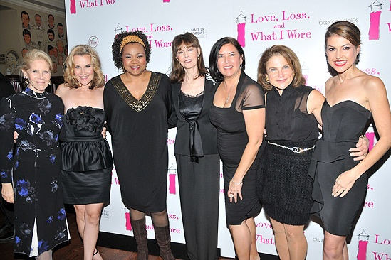 Love One Year -  Daryl Roth – Erin Dilly - Aisha de Haas – Barbara Feldon – Karen Carpenter – Tovah Feldshuh – Ashley Austin Morris