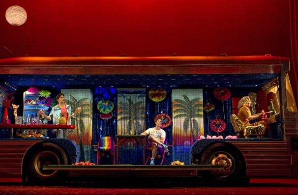 Show Photos - Priscilla Queen of the Desert - Will Swenson - Nick Adams - Tony Sheldon