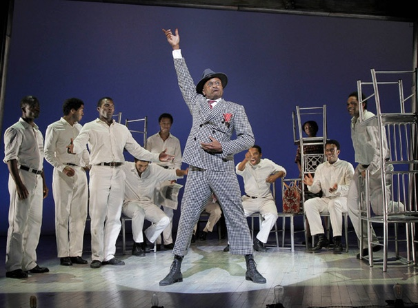Show Photos - The Scottsboro Boys - Forrest McClendon