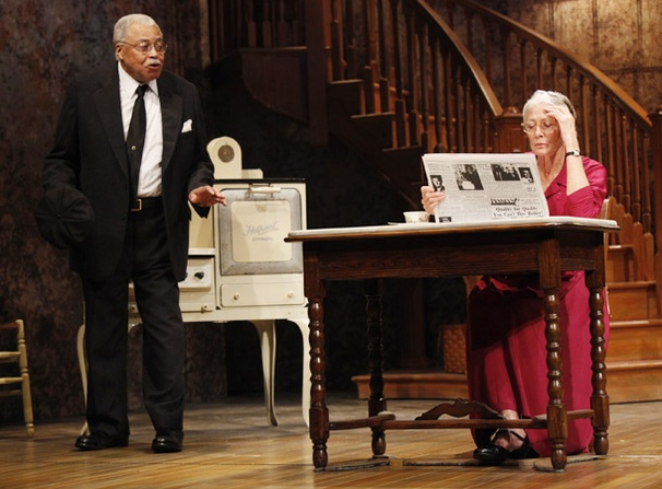 Show Photos - Driving Miss Daisy - James Earl Jones - Vanessa Redgrave