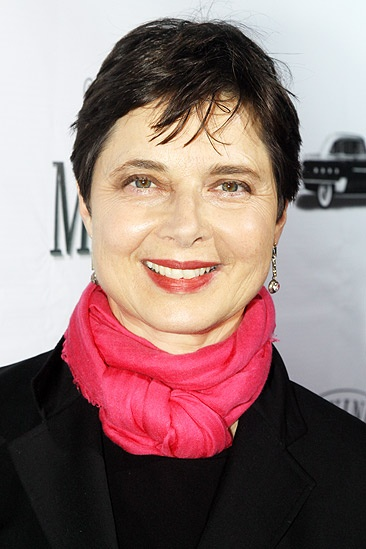 Driving Miss Daisy Opening Night – Isabella Rossellini