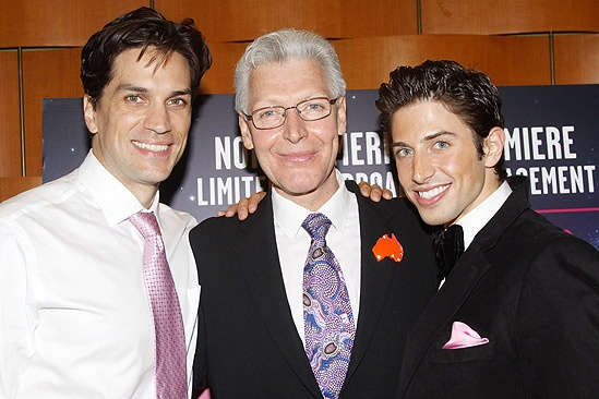  Priscilla Opening in Toronto  Will Swenson  Tony Sheldon  Nick Adams