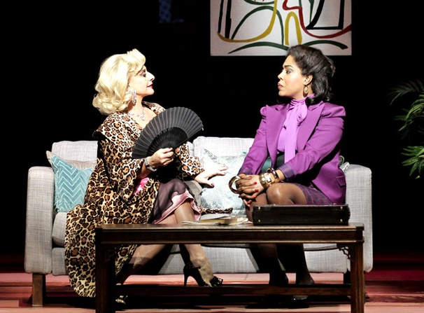 Show Photos - Women on the Verge of a Nervous Breakdown - Patti LuPone - de'Adre Aziza