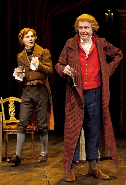 Show Photos - A Free Man of Color - Paul Dano - John McMartin