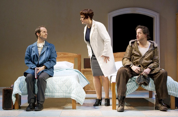 Show Photos - Elling - Denis O'Hare - Jennifer Coolidge - Brendan Fraser