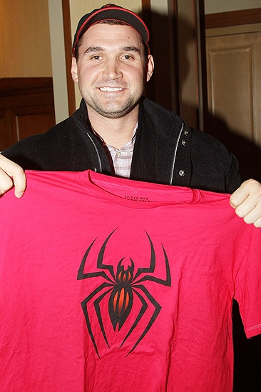 Lambert Spiderman - Ryan Zimmerman