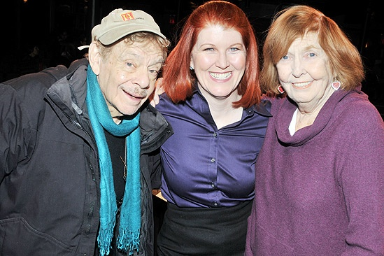 Love Loss Stiller  Jerry Stiller  Kate Flannery - Anne Meara 