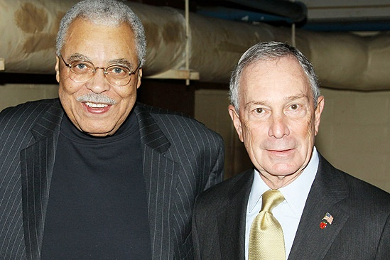 James Earl Jones 80th Birthday – James Earl Jones – Michael Bloomberg