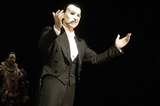 Phantom of the Opera 23rd Anniversary – Hugh Panaro