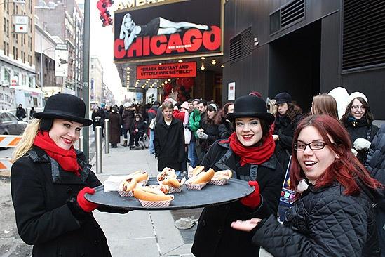 Chicago fan day - promotors