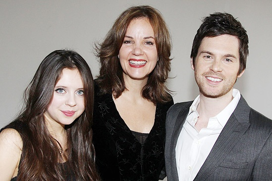 Arcadia meet – Bel Powley – Margaret Colin – Tom Riley