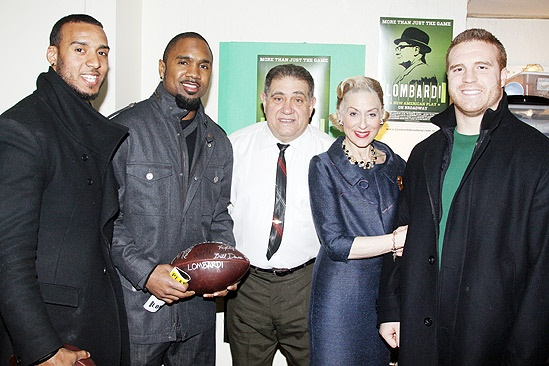 Lombardi Real Packers – Ryan Grant – Charles Woodson – Dan Lauria – Judith Light – John Kuhn