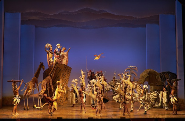 The Lion King - Show Photos - cast 5
