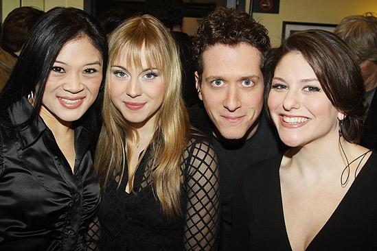 Spider-Man Letterman - Kristen Faith Oei - Kristen Martin - Matt Caplan - Laura Beth Wells