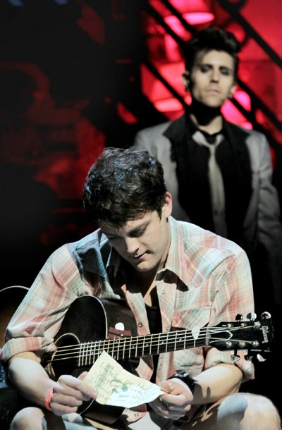 Show Photos - American Idiot - Van Hughes - Davey Havok