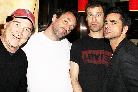 Mormon Stamos - Jim Belushi - Trey Parker - Matt Stone - John Stamos