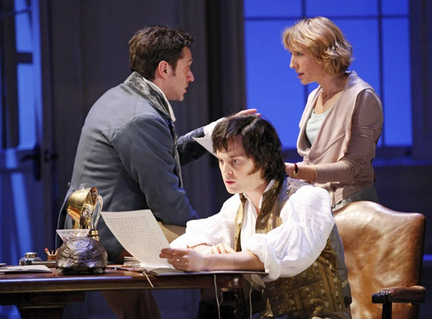 Show Photos - Arcadia - Raul Esparza - Tom Riley - Lia Williams 