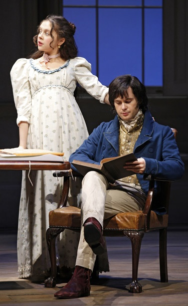 Show Photos - Arcadia - Bel Powley - Tom Riley