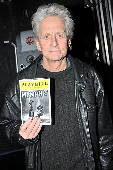 Michael Douglas Memphis - Michael Douglas